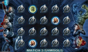 The Avengers, Wall of Heroes