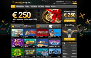 Energy Casino, gratis geld