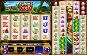 Giant's Gold, WMS Gaming online gokkast