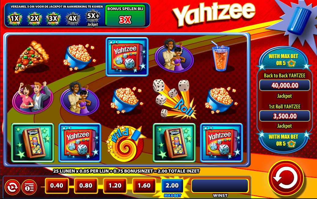 Yahtzee, Williams Interactive